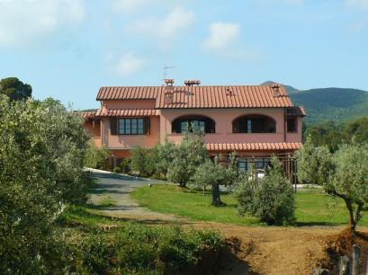 Agriturismo De Santis, Castiglioncello, Toscana