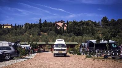 Agricampeggio De Santis - Castiglioncello, Toscana, Italy